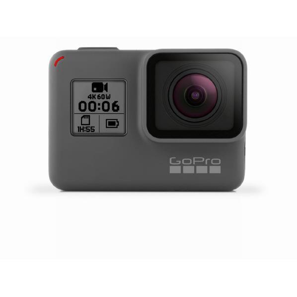 GoPro ウェアラブルカメラ HERO6 Black CHDHX-601-FW [CHDHX601FW]【RNH】