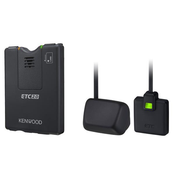 JVCケンウッド ETC2.0車載器 ブラック ETC-N7000 [ETCN7000]