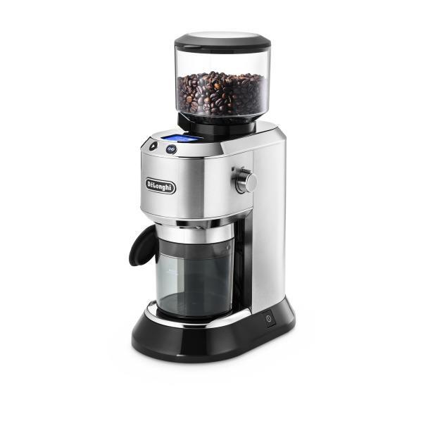 【送料無料】デロンギ コーン式コーヒーグラインダー デディカ メタルシルバー KG521J-M [KG521JM]【RNH】