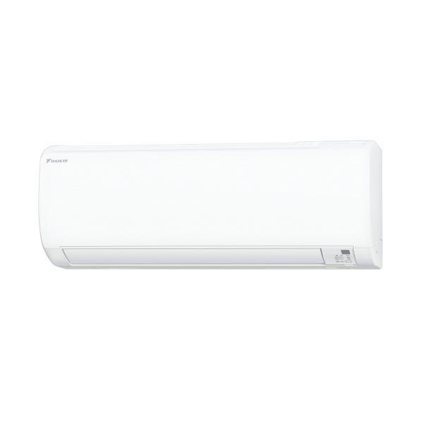 【標準設置工事費込み】ダイキン 8畳向け 冷暖房インバーターエアコン(寒冷地モデル) スゴ暖KXシリーズ ホワイト S25VTKXP-W [S25VTKXPWS]【RNH】