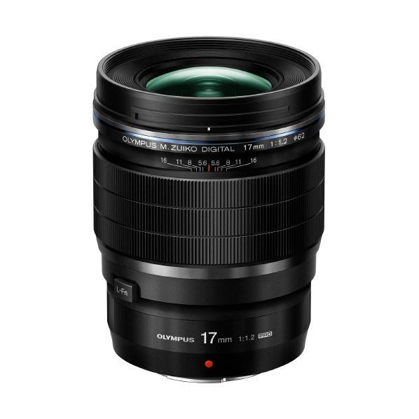オリンパス 大口径単焦点レンズ M.ZUIKO DIGITAL ED 17mm F1.2 PRO MZUIKOED17MMF12PRO [MZED17MMF12PRO]【WENP】