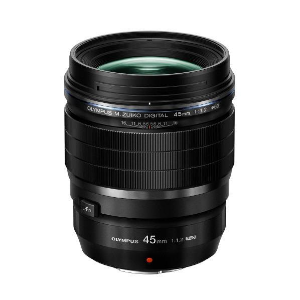 オリンパス 大口径単焦点レンズ M.ZUIKO DIGITAL ED 45mm F1.2 PRO MZUIKOED45MMF12PRO [MZED45MMF12PRO]