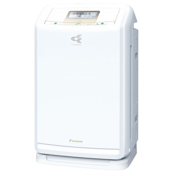 ダイキン 除加湿空気清浄機 KuaL クリアフォースZ ホワイト MCZ70UE5-W [MCZ70UE5W]【RNH】