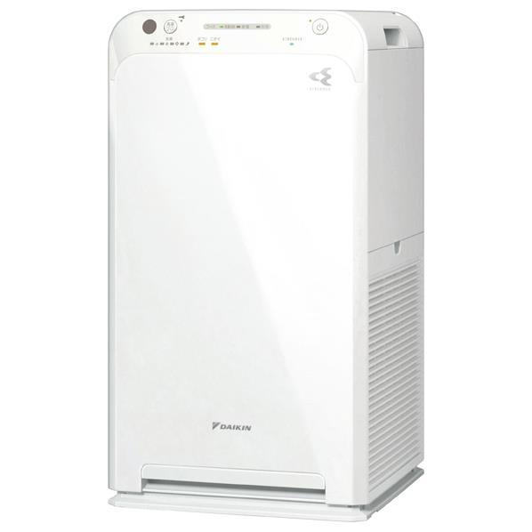 ダイキン 空気清浄機 KuaL ホワイト MCA55UE5-W [MCA55UE5W]【RNH】【MSPT】