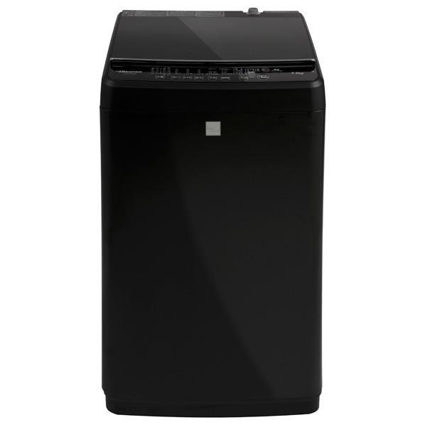 ハイセンス 5.5kg全自動洗濯機 keyword マットブラック HW-G55E5KK [HWG55E5KK]【RNH】