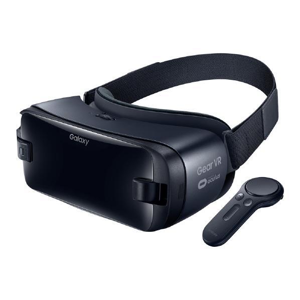 【送料無料】サムスン 専用コントローラー付属 VR Gear VR with Controller SM-R325NZVAXJP [SMR325NZVAXJP]