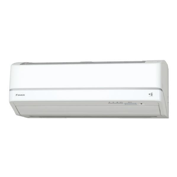 【標準設置工事費込み】ダイキン 26畳向け 自動お掃除付き 冷暖房インバーターエアコン KuaL ホワイト ATA80VPE6-WS [ATA80VPE6WS]【RNH】