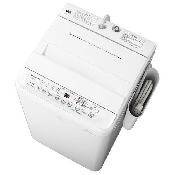 【送料無料】パナソニック 7.0kg全自動洗濯機 keyword キーワードホワイト NA-F70BE5-KW [NAF70BE5KW]【RNH】