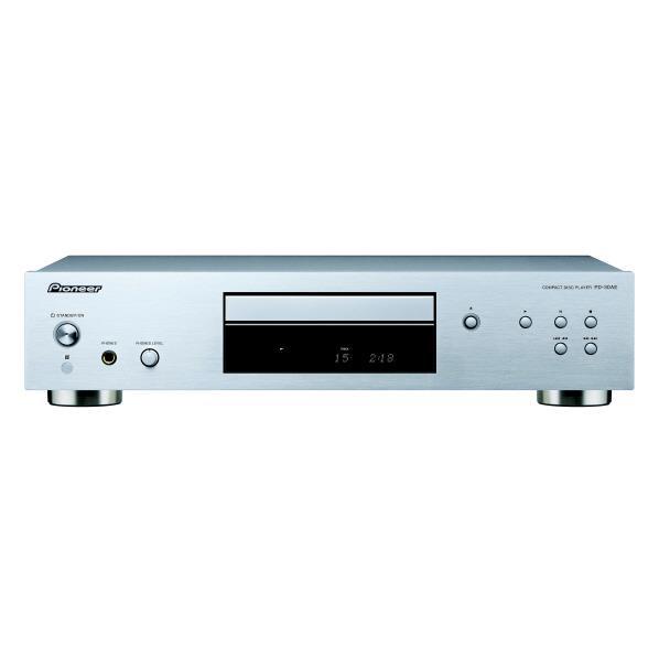 【送料無料】PIONEER CDプレーヤー シルバー PD-30AE(S) [PD30AES]【RNH】