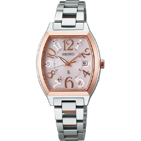 セイコーウォッチ ソーラー電波腕時計 ルキア(LUKIA) SSVW048 [SSVW048]
