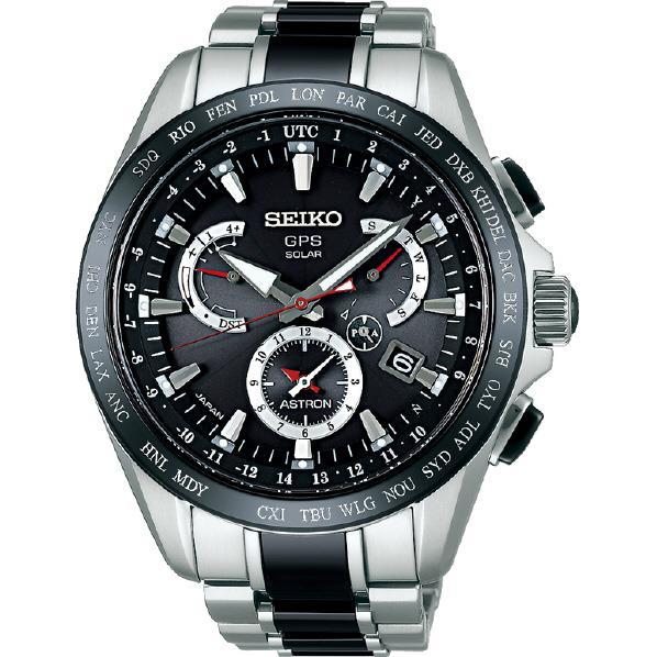 セイコーウォッチ ソーラーGPS腕時計 アストロン(ASTRON) SBXB041 [SBXB041]