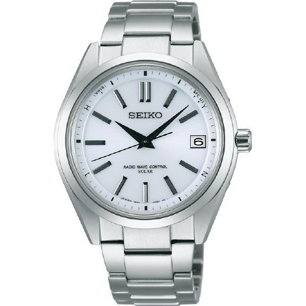 セイコーウォッチ ソーラー電波腕時計 ブライツ(BRIGHTZ) SAGZ079 [SAGZ079]