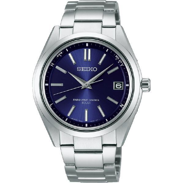 セイコーウォッチ ソーラー電波腕時計 ブライツ(BRIGHTZ) SAGZ081 [SAGZ081]