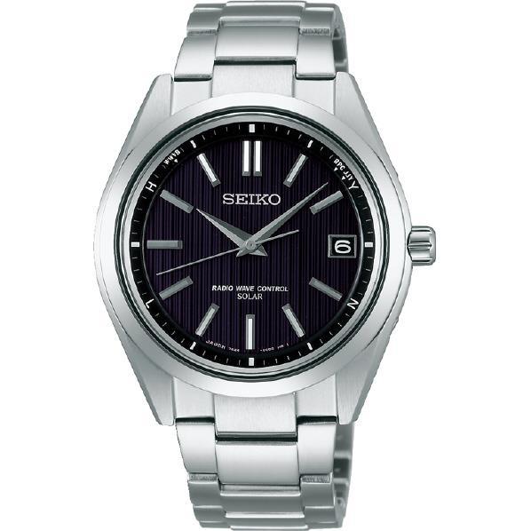 セイコーウォッチ ソーラー電波腕時計 ブライツ(BRIGHTZ) SAGZ083 [SAGZ083]