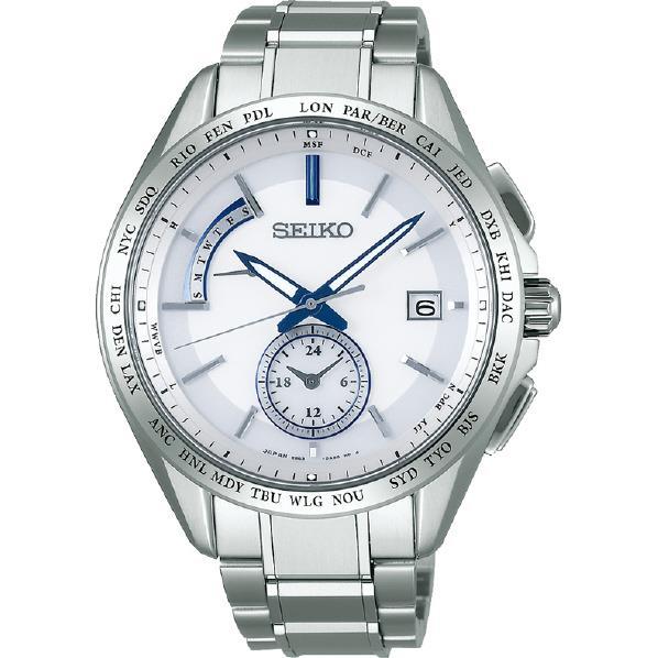 セイコーウォッチ ソーラー電波腕時計 ブライツ(BRIGHTZ) SAGA229 [SAGA229]【MAYMP】