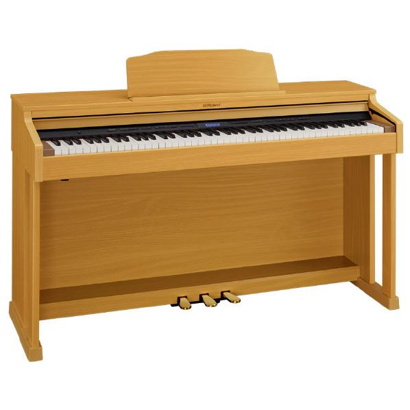 ローランド 電子ピアノ HPシリーズ ナチュラルビーチ調仕上げ HP601-NBS [HP601NBS]