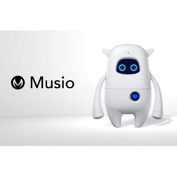 AKA 英会話学習ロボット MUSIO X MSX510017SB [MSX510017SB]