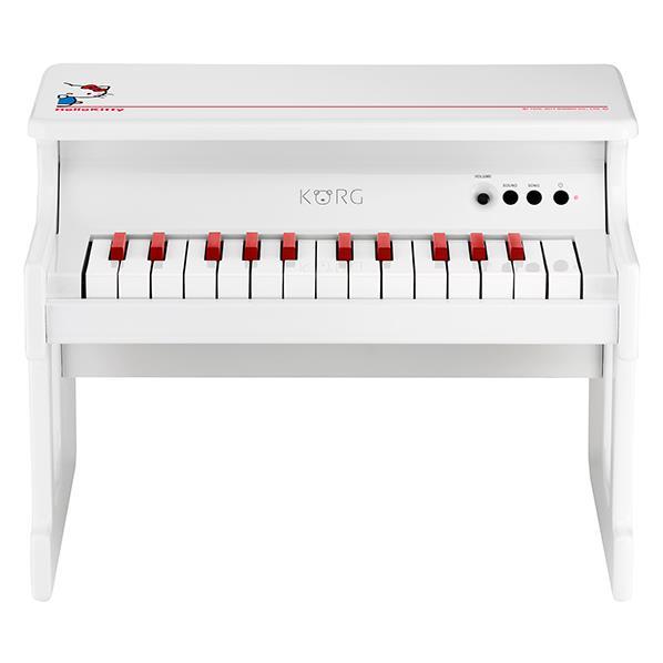 コルグ 25鍵ミニピアノ DIGITAL TOY PIANO ハローキティーモデル TINYPIANO-SKT [TINYPIANOSKT]