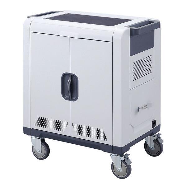 【送料無料】サンワサプライ ノートパソコン・タブレットAC充電保管庫(24台収納) CAI-CAB48 [CAICAB48]