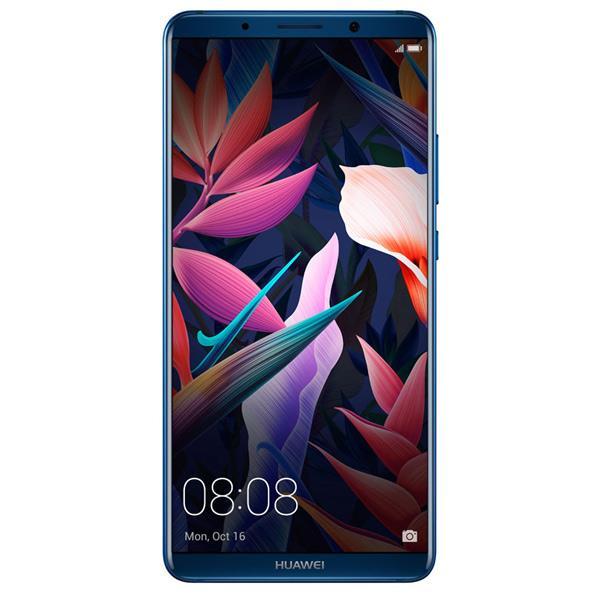 HUAWEI SIMフリースマートフォン Mate 10 Pro ミッドナイトブルー MATE10PRO/MIDNIGHTBLUE [MATE10PROMIDNIGHTBLUE]【MCPI】