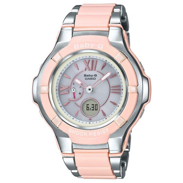 カシオ ソーラー電波腕時計 BABY-G ピンク BGA-1250C-4BJF [BGA1250C4BJF]