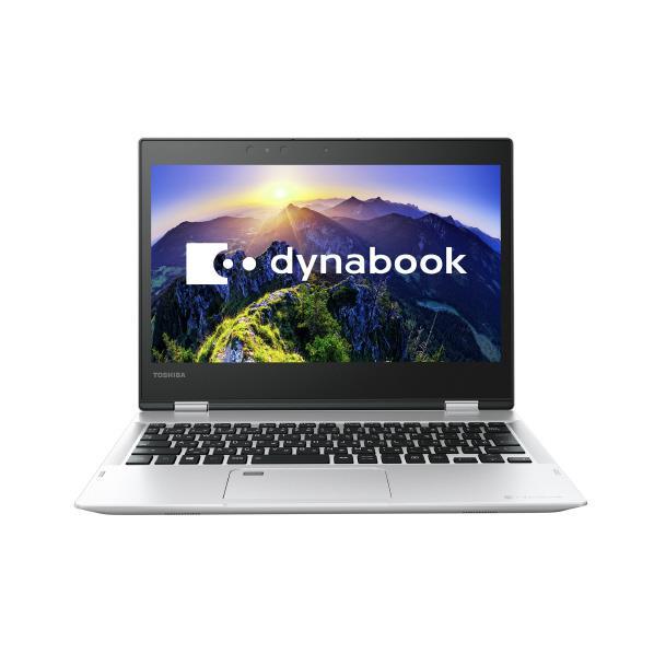 東芝 高性能モバイルノートブック dynabook プレシャスシルバー PV82FSP-NEA [PV82FSPNEA]【RNH】