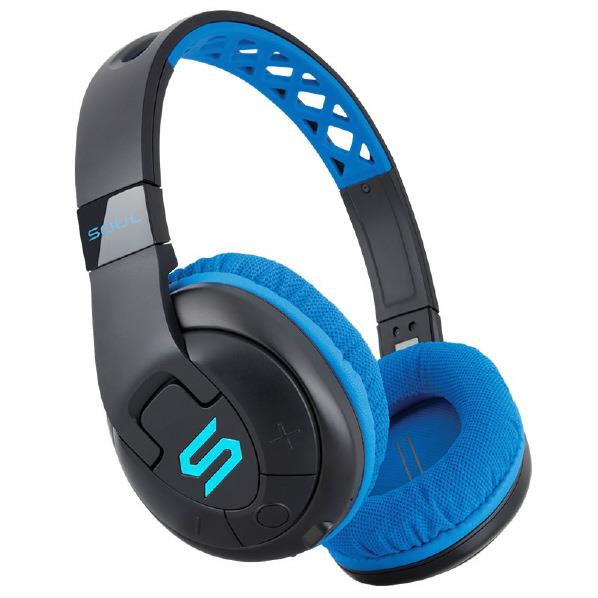 SOUL ワイヤレスヘッドフォン X-TRA BLUE SL-2502 [SL2502]