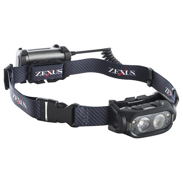 ZEXUS LEDヘッドライト 800lm ブースト搭載モデル ZXS700 [ZXS700]