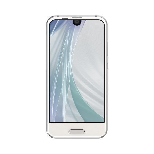 シャープ SIMフリースマートフォン AQUOS ホワイト SHM06W [SHM06W]