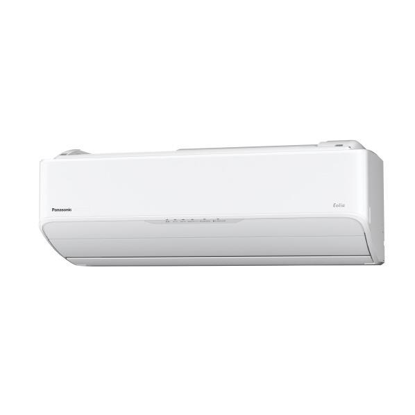 【標準設置工事費込み】パナソニック 18畳向け 自動お掃除付き 冷暖房インバーターエアコン KuaL クリスタルホワイト CS56HA2E6WS [CS56HA2E6WS]【RNH】