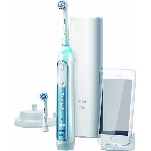 ブラウン 電動歯ブラシ スマート メタリックブルー D7005245XP [D7005245XP]【RNH】