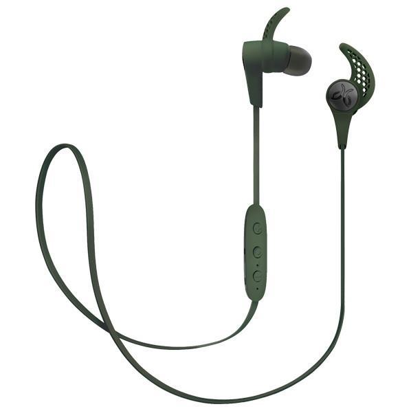 【送料無料】ロジクール カナル型ワイヤレスインナーイヤーヘッドフォン Jaybird X3 Wireless グリーン JBD-X3-001GN [JBDX3001GN]【RNH】