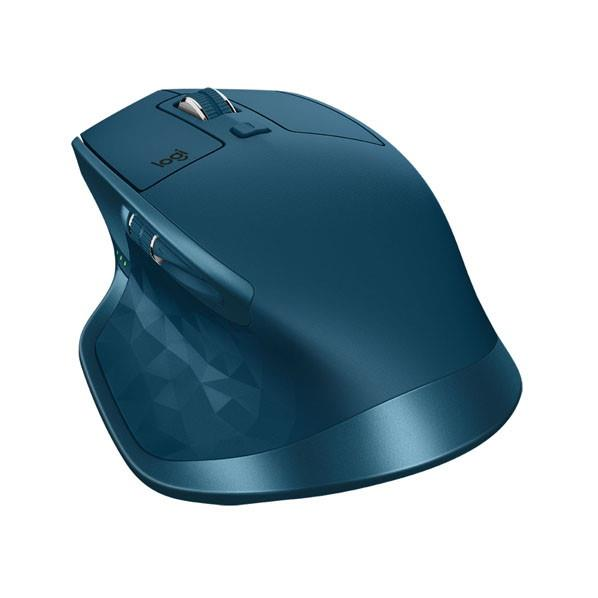ロジクール ワイヤレスマウス MX MASTER 2S ミッドナイトティール MX2100SMT [MX2100SMT]【MSPT】