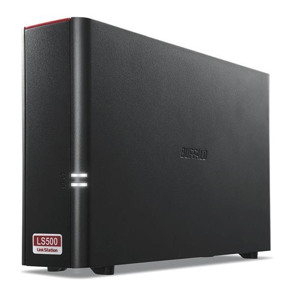 BUFFALO SOHO向け1ドライブNAS(2TB) LS510DN0201B [LS510DN0201B]