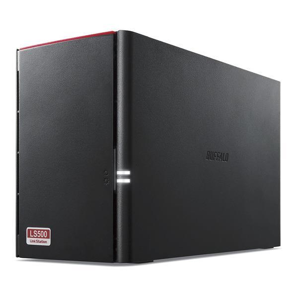 BUFFALO SOHO向け2ドライブNAS(2TB) LS520DN0202B [LS520DN0202B]