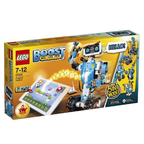 レゴジャパン LEGO ブースト 17101 クリエイティブ・ボックス 17101ブ-ストクリエイテイブボツクス [17101ブ-ストクリエイテイブボツクス]