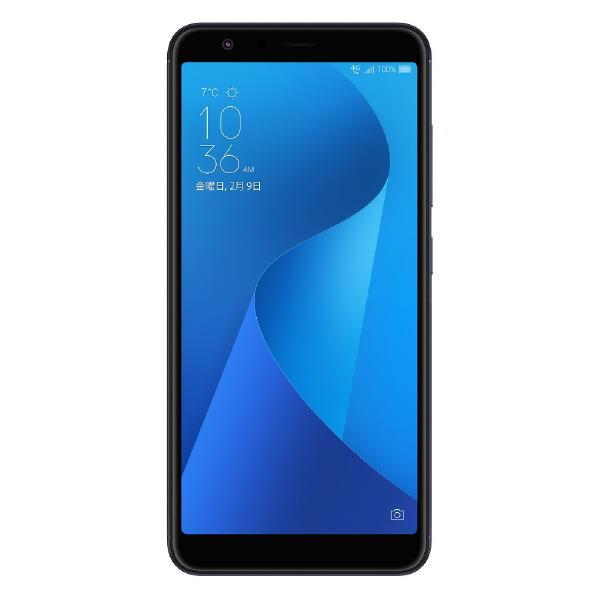 ASUS SIMフリースマートフォン ZenFone Max Plus M1 ディープシーブラック ZB570TL-BK32S4 [ZB570TLBK32S4]