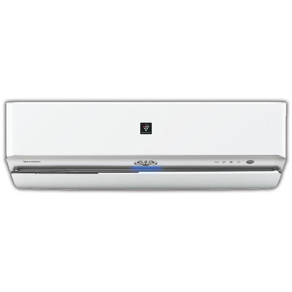 【標準設置工事費込み】シャープ 26畳向け 自動お掃除付き 冷暖房インバーターエアコン KuaL プラズマクラスターエアコン ホワイト系 AYH80XE6S [AYH80XE6S]【RNH】