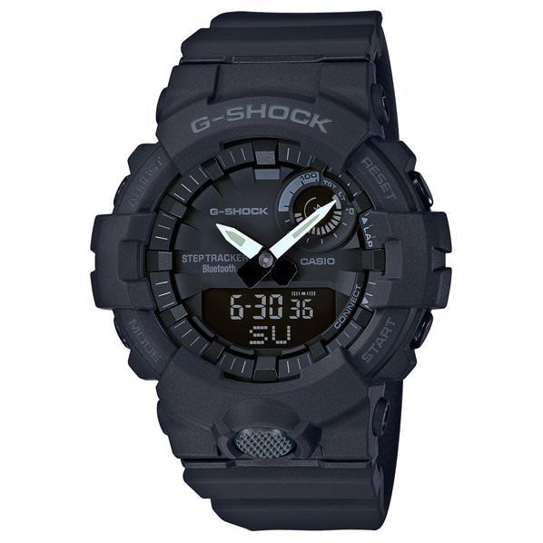 カシオ 腕時計 G-SHOCK ブラック GBA-800-1AJF [GBA8001AJF]