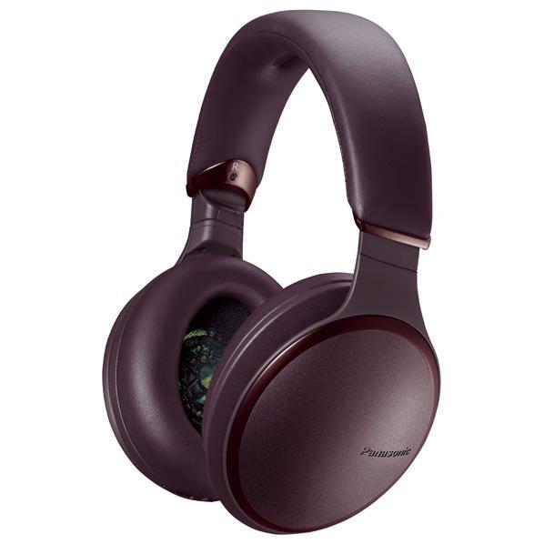 パナソニック ワイヤレスステレオヘッドフォン マルーンブラウン RP-HD600N-T [RPHD600NT]【RNH】