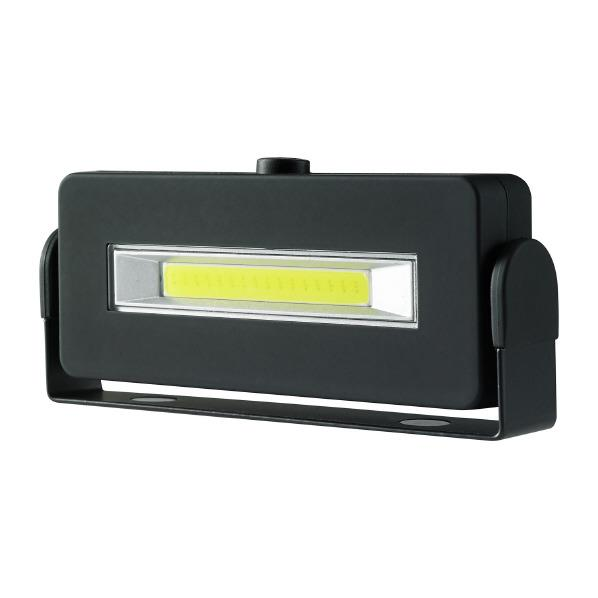 激安 マグネット付で便利に使える エルパ LEDマグネット付きライト SPPS DOP-WL08BK DOPWL08BK 安値