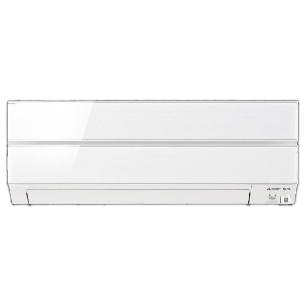 【標準設置工事費込み】三菱 10畳向け 冷暖房インバーターエアコン オリジナル パウダースノウ MSZ-ES2818-Wセット [MSZES2818WS]【RNH】