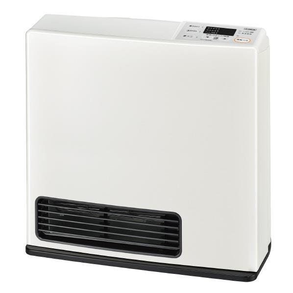 西部ガス 【都市ガス用】ガスファンヒーター シティホワイト SGF-406AR [SGF406AR]