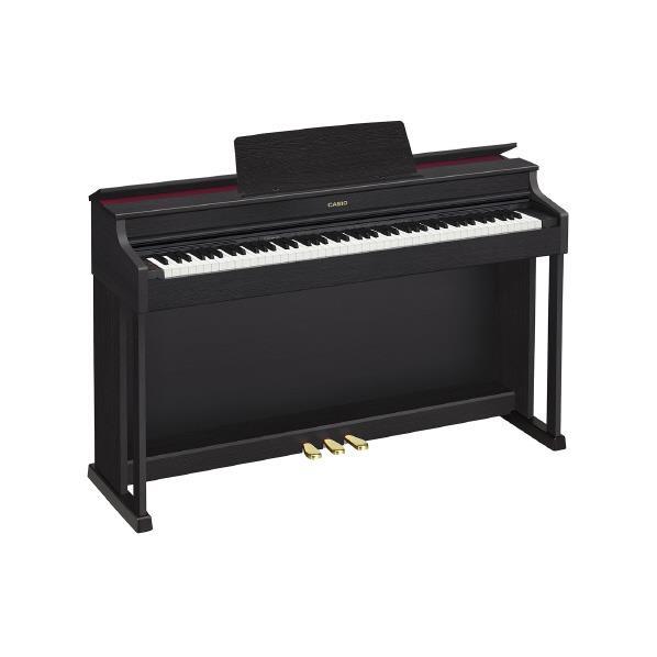 カシオ 電子ピアノ CELVIANO ブラックウッド調 AP-470BK [AP470BK]