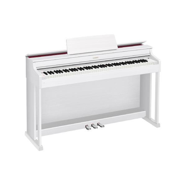 カシオ 電子ピアノ CELVIANO ホワイトウッド調 AP-470WE [AP470WE]