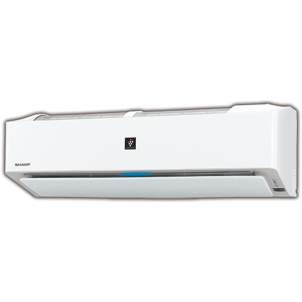 【標準設置工事費込み】シャープ 6畳向け 自動お掃除付き 冷暖房インバーターエアコン KuaL プラズマクラスターエアコン ホワイト AYH22EE6S [AYH22EE6S]【RNH】