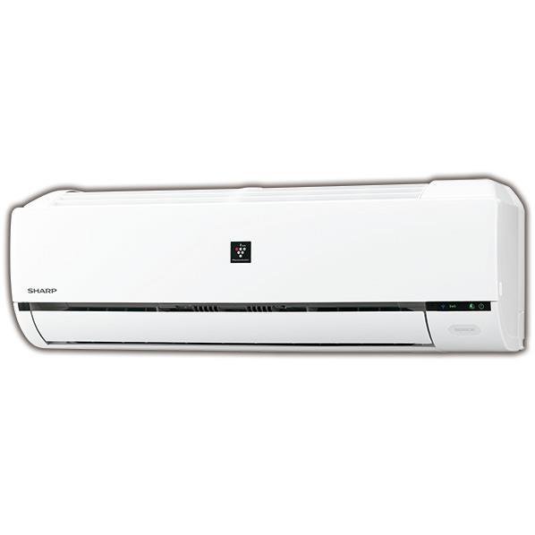 【標準設置工事費込み】シャープ 8畳向け 冷暖房インバーターエアコン KuaL プラズマクラスターエアコン ホワイト AYH25DE6S [AYH25DE6S]【RNH】