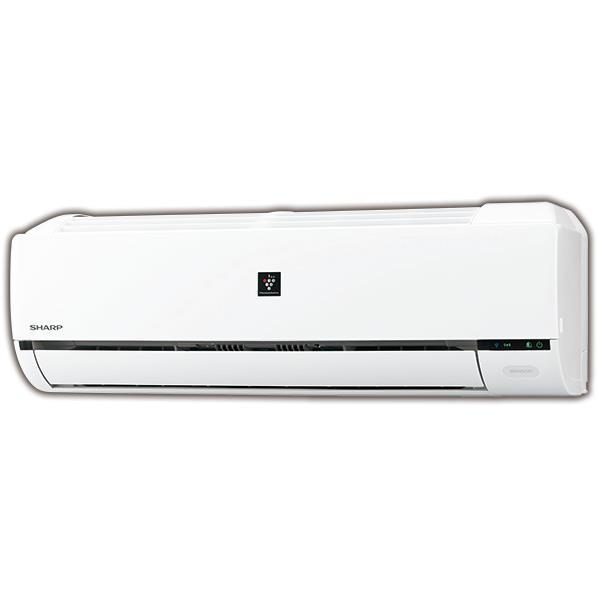 【標準設置工事費込み】シャープ 6畳向け 冷暖房インバーターエアコン KuaL プラズマクラスターエアコン ホワイト AYH22DE6S [AYH22DE6S]【RNH】