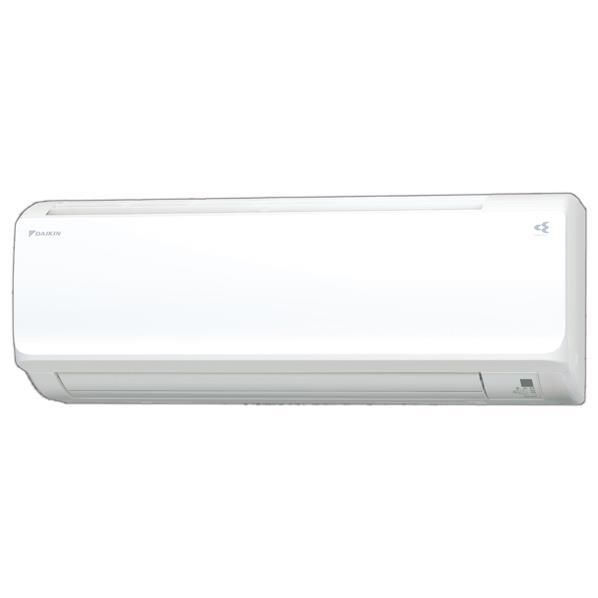 【標準設置工事費込み】ダイキン 18畳向け 自動お掃除付き 冷暖房インバーターエアコン KuaL ATFシリーズ ホワイト ATF56VPE6-WS [ATF56VPE6WS]【RNH】