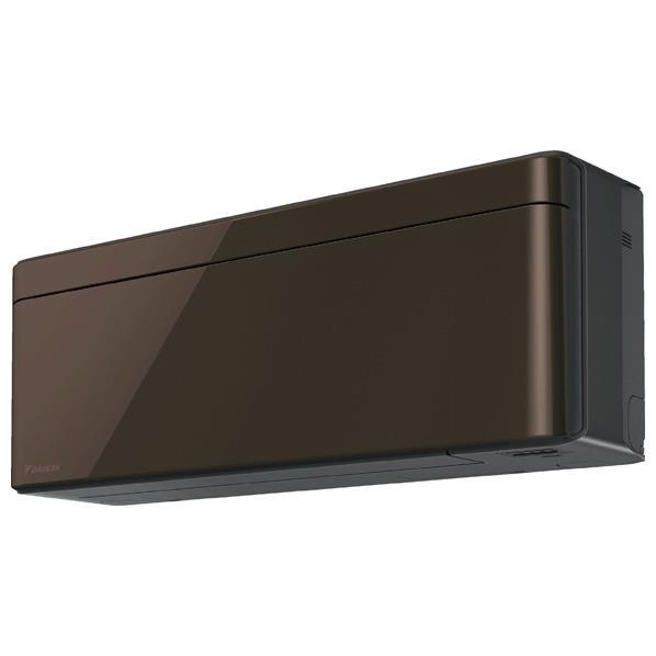 【送料無料】【標準設置工事費込み】ダイキン 8畳向け 冷暖房インバーターエアコン risora Sシリーズ グレイッシュブラウンメタリック AN25VSS-TS [AN25VSSTS]【RNH】